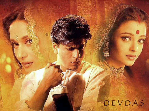 Shah Rukh Khan remembers Devdas on the 12th anniversary of the film