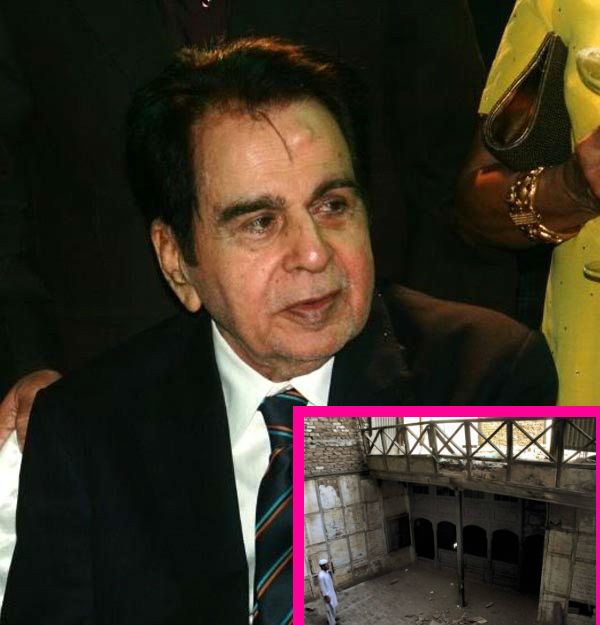 Residents of Peshawar hail decision to turn Dilip Kumar's home to museum!