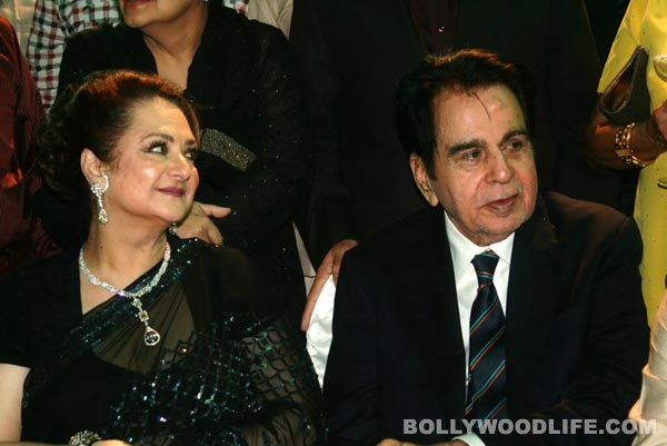 Dilip Kumar and Saira Banu accuse production house for fraud of 8 crore!