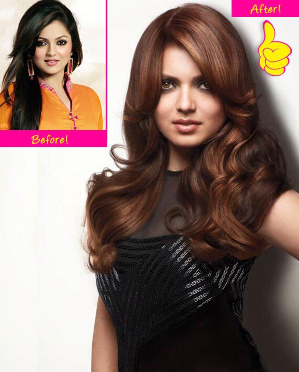 Drashti Dhami's new look – Yay or Nay? Vote!