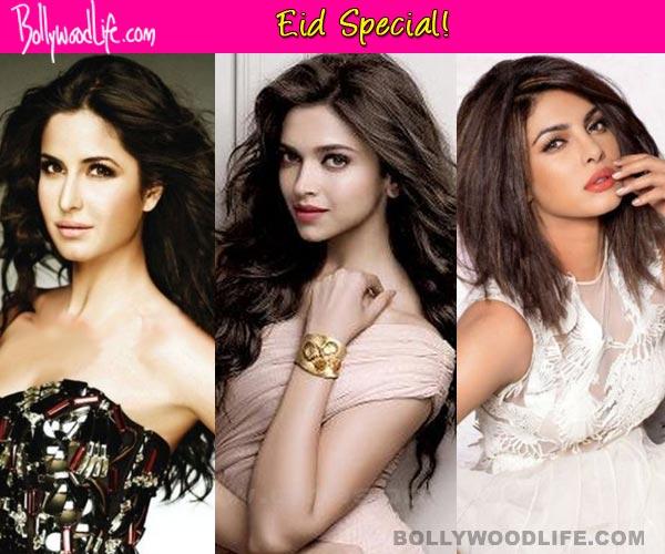 Eid special: What do Katrina Kaif, Deepika Padukone and Priyanka Chopra want as Eidi?