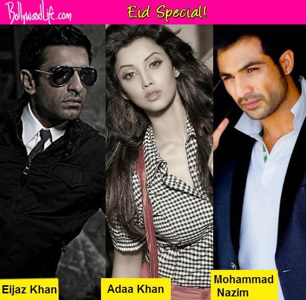 Eid Special: Mohammed Nazim, Adaa Khan and Eijaz Khan talk about their Eidi!