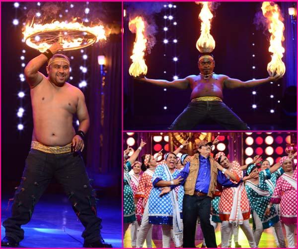 Entertainment Ke Liye Kuch Bhi Karega aims for world record