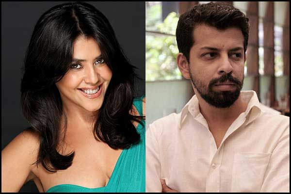 Why is Bejoy Nambiar angry with Ekta Kapoor?