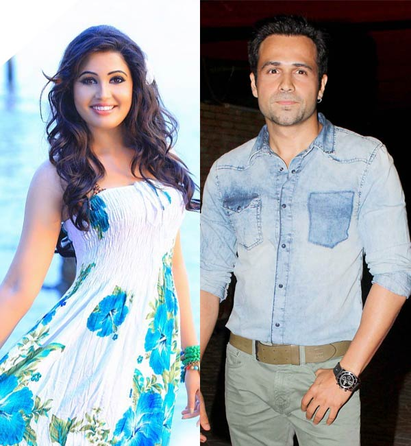 Emraan Hashmi denies signing a film opposite South actor Sandra Amy!