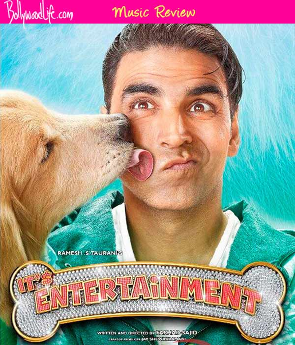 Entertainment music review: Sachin-Jigar come up with a decent album for Akshay Kumar!