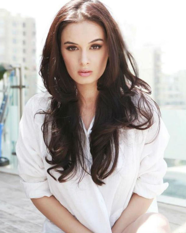 Evelyn Sharma lends her voice for an international project!