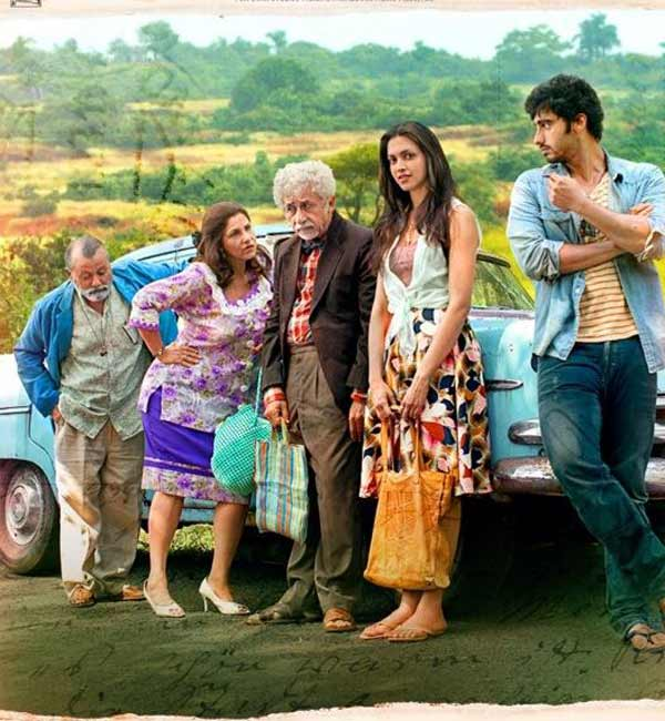 5 things we loved in Deepika Padukone and Arjun Kapoor's Finding Fanny trailer!