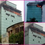 Ajay Devgn's office building catches fire!