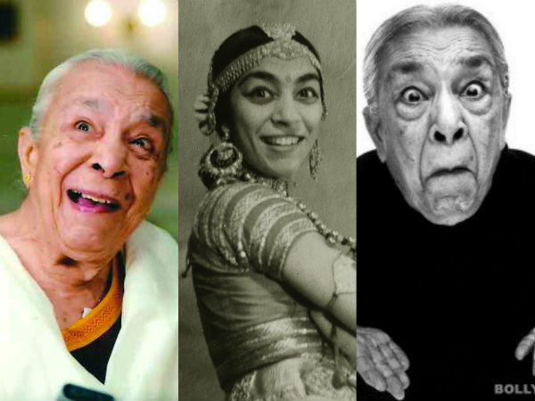 Zohra Sehgal: I never rejected a bad role. I would take it, and improve it