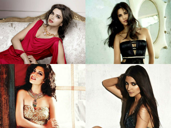 Deepika Padukone, Anushka Sharma, Katrina Kaif, Jacqueline Fernandez: A look at who is staying where!