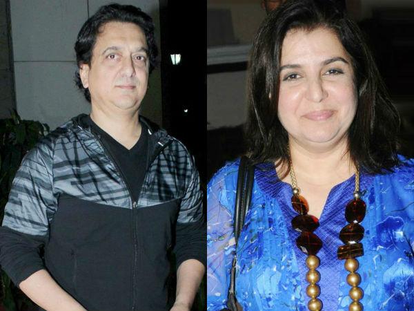 Sajid Nadiadwala and Farah Khan friends again?