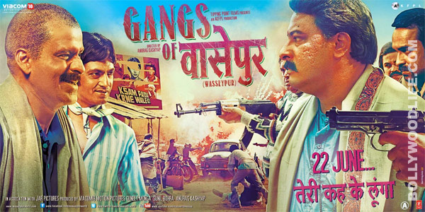 Anurag Kashyap's Gangs of Wasseypur to release in the US