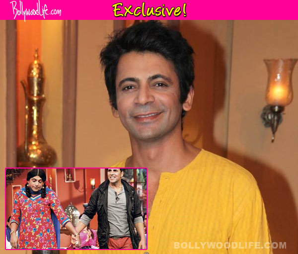 Exclusive: Sunil Grover reacts on his return to Kapil Sharma's Comedy Nights with Kapil as Gutthi!