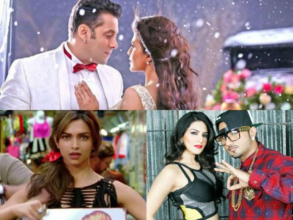 Salman Khan's Hangover,Sunny Leone's Chaar Botal Vodka, Deepika's Daru Desi: How Bollywood loves its alcohol!