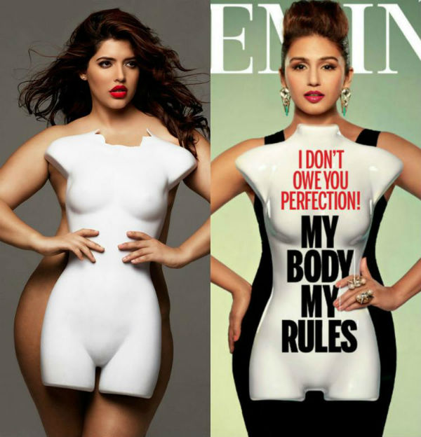 Huma Qureshi's 'My Body My Rules' cover a rip-off!