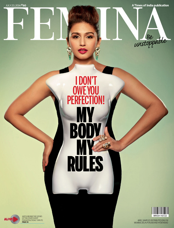 Huma Qureshi doesn't believe in dieting!