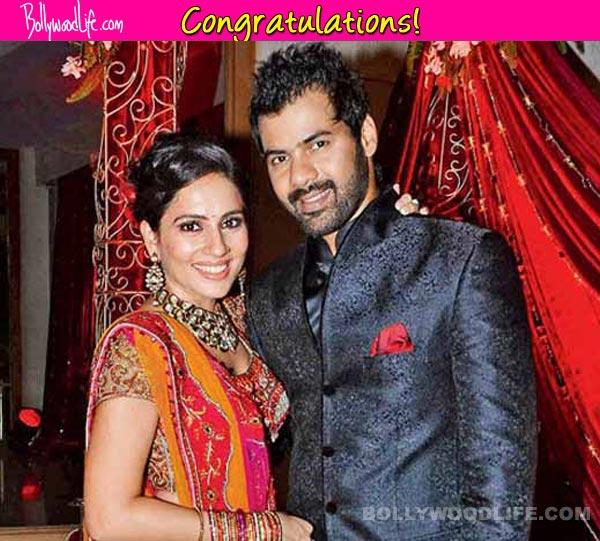 Shabbir Ahluwalia and Kanchi Kaul proud parents to a baby boy!