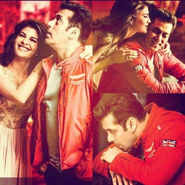 Kick song Hangover first look: Salman Khan and Jacqueline Fernandez get romantic!