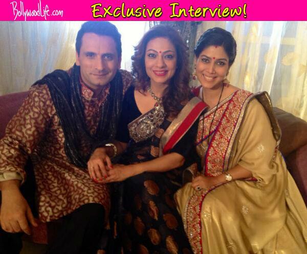 Jai Kalra: I am closer to Tarana and Sakshi from Bade Acche Lagte Hain
