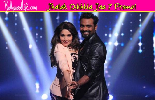 Jhalak Dikhhla Jaa 7 promo: Madhuri Dixit-Nene and Remo D'Souza do the tango