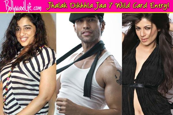 RJ Malishka, Kushal Punjabi, Kainaat Arora – Who will win Jhalak Dikhhla Jaa 7 wild card entry – Vote!