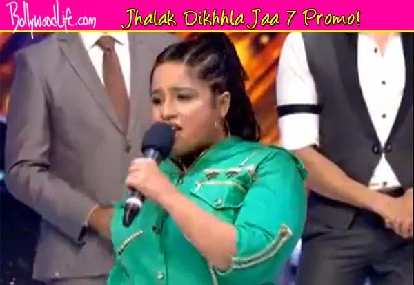 Jhalak Dikhhla Jaa 7 promo: RJ Malishka rocks the wild card round