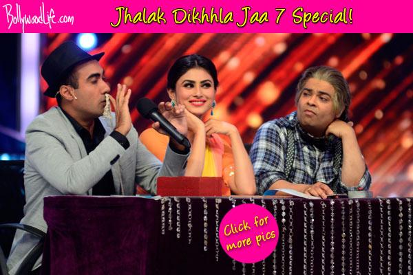 Jhalak Dikhhla Jaa 7: Ranvir Shorey, Kiku Sharda and Mouni Roy copy the judges
