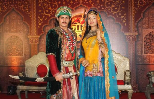 Rajat Tokas and Paridhi Sharma's Jodha Akbar to take a leap