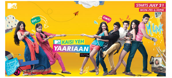 MTV Kaisi Yeh Yaariaan TV review: Veebha Anand, Ayaz Ahmed and Charlie Chauhan give us a thanda start-off!