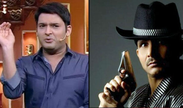 Kamaal R Khan to file a police report against Kapil Sharma!