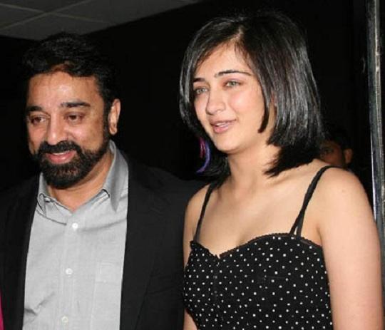 Kamal Haasan: Akshara Haasan is in good hands