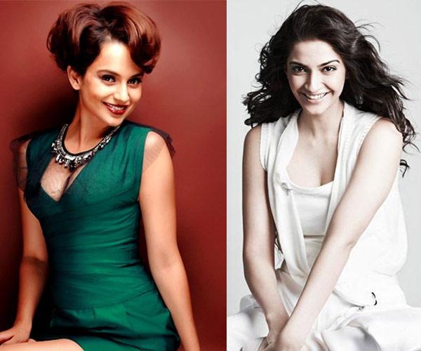 Kangana Ranaut and Sonam Kapoor bury the hatchet?