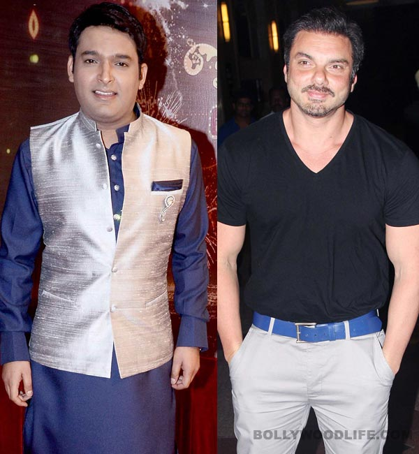 Kapil Sharma to make his Bollywood debut with Sohail Khan's next?