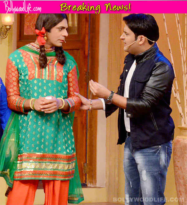 Comedy Nights With Kapil: Sunil Grover finally returns to Kapil Sharma's show!
