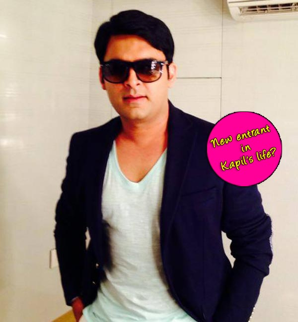 Comedy Nights with Kapil: Who is the new entrant in Kapil Sharma's life? View pic!