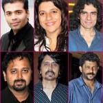 Karan Johar, Imtiaz Ali, Zoya Akhtar, Nagesh Kukunoor, Nikhil Advani and Nishikant Kamat – Directors who dared to make small films