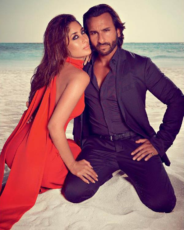 Why doesn't Kareena Kapoor want to work with Saif Ali Khan?
