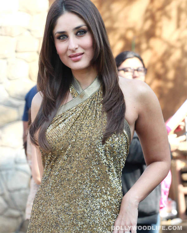 Kareena Kapoor Khan to wear a special outfit designed by Manish Malhotra for Singham Returns song!