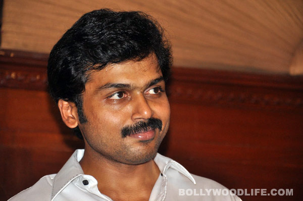 Karthi discharged post recovery from food poisoning!