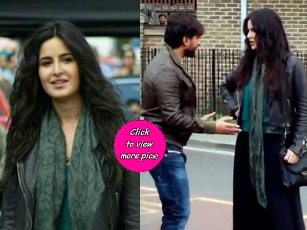 Katrina Kaif and Saif Ali Khan spotted in London while shooting for Phantom- View pics!