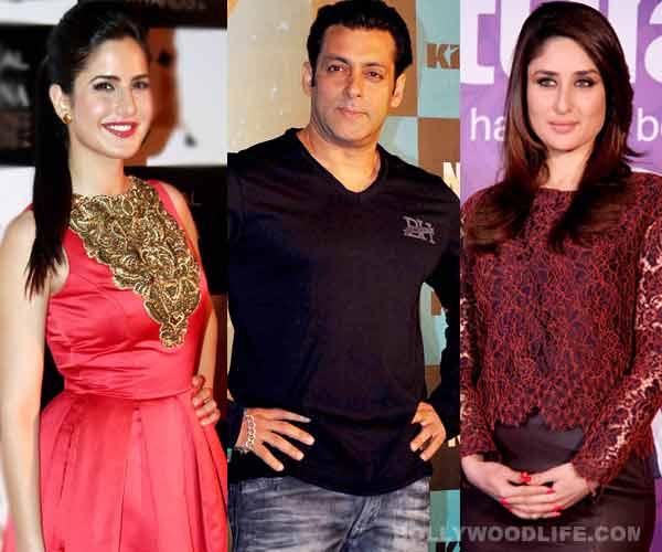 Kareena Kapoor Khan or Katrina Kaif-who looks better with Salman Khan? Vote!