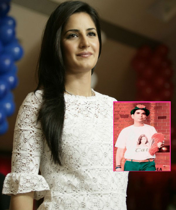 Who is Katrina Kaif's biggest fan?