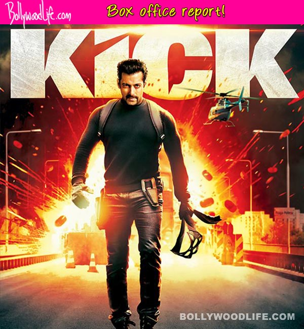 Kick box office collection: Salman Khan's film enters the Rs 100 crore club!