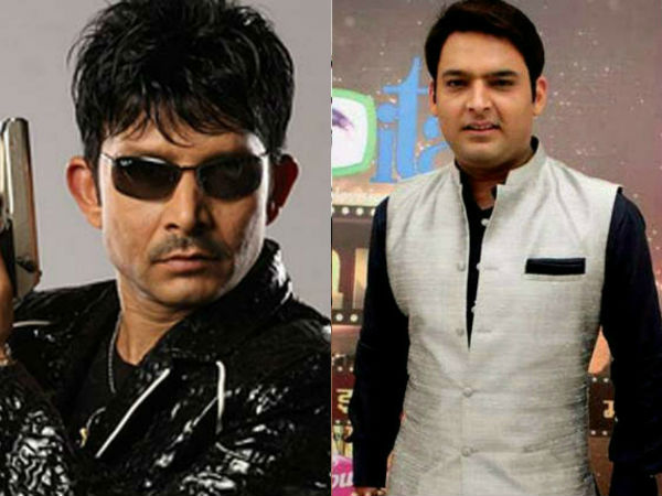 All you need to know about Kapil Sharma and Kamaal R Khan's big fight!
