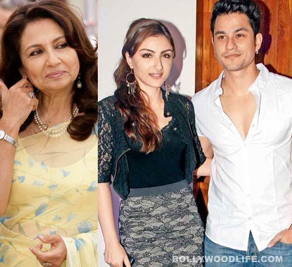 What does Sharmila Tagore like about would be son-in-law Kunal Khemu?