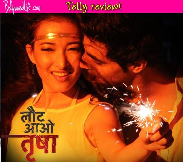 Laut Aao Trisha TV review: Jai Kalra and Rajeshwari Sachdev make the intriguing storyline interesting