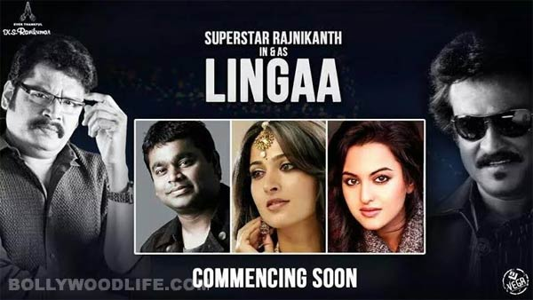 No punch lines for Rajinikanth in Lingaa?
