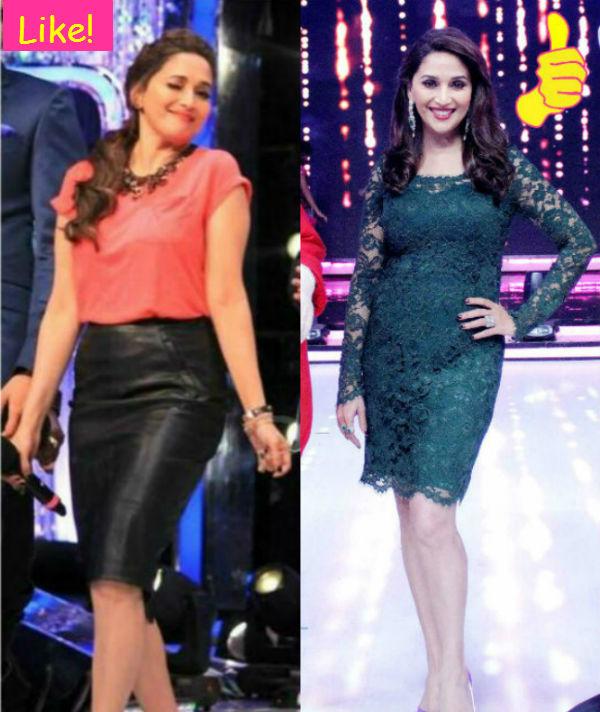 Jhalak Dikhhla Jaa 7: Madhuri Dixit-Nene's style impresses!