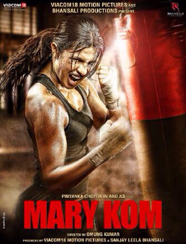 Alia Bhatt, Ranveer Singh, Anushka Sharma applaud Priyanka Chopra's Mary Kom poster